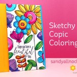 Sketchy Copic Coloring – Guest Post!