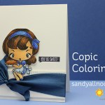 Copic coloring hair – The Greeting Farm