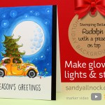 Christmas Bug: Make glowing lights and stars