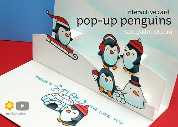 sandy-allnock-pop-up-penguin-card