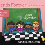 Pretty Pink Posh bloghop: Friends Forever