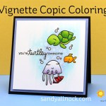 Vignette Copic Coloring