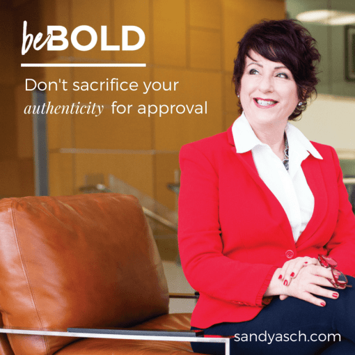 Don't Sacrifice Your Authenticity for Approval