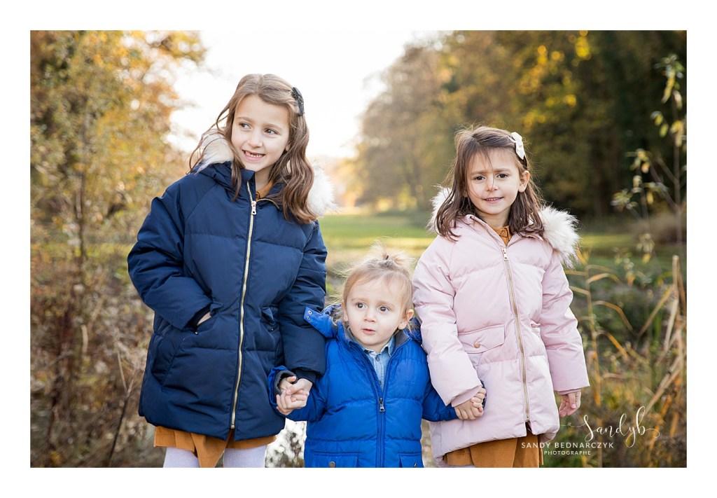 séance famille Chelles couleur
