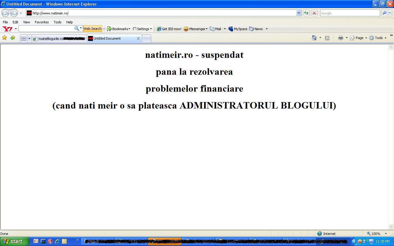 blogule-probleme-ma