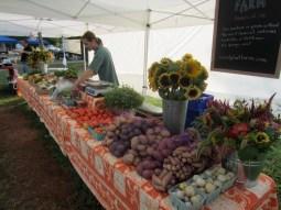 mid-summer market