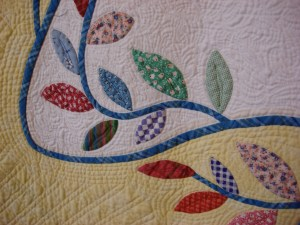 detail from Ollie Jane's Flower Garden