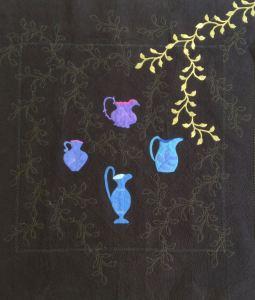 four little pitchers