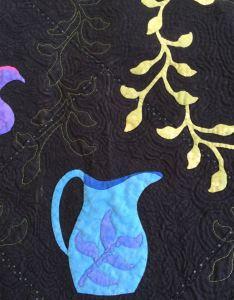 four pitchers detail