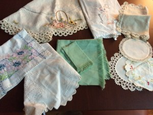 rescued linens