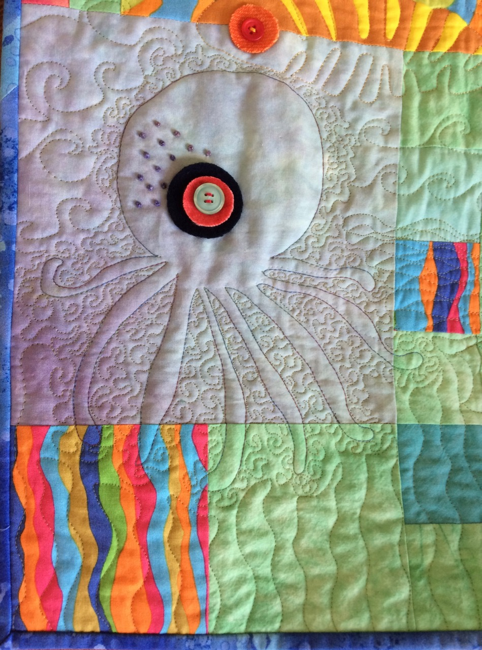 Challenging Quilting