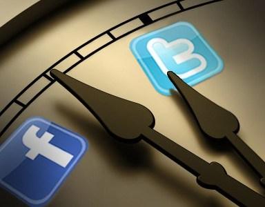wasting time on social media Lyric's Marketing Tips