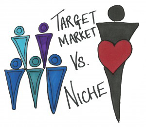 Go beyond a Target Audience go NICHE