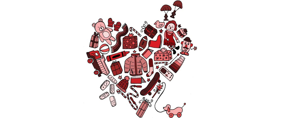 Have a holiday focus on charity giving