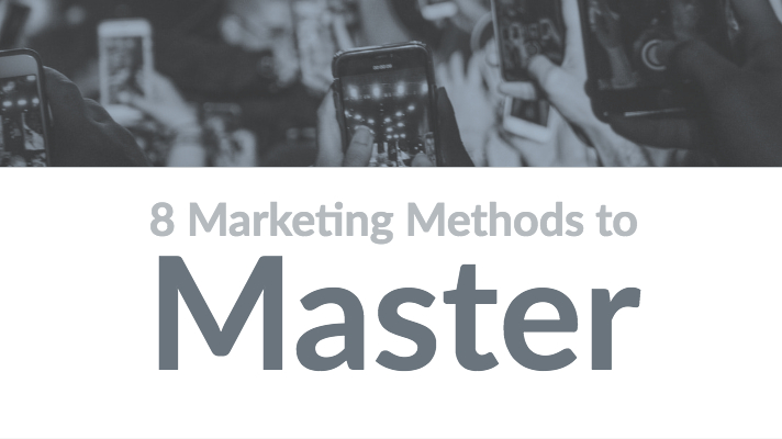 8 marketing methods to master sandyhibbardcreative.com blog