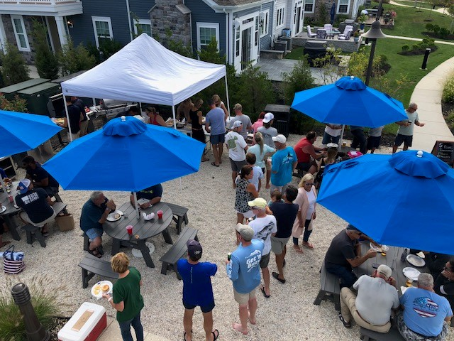 Fluke Tournament Barbeque 2019