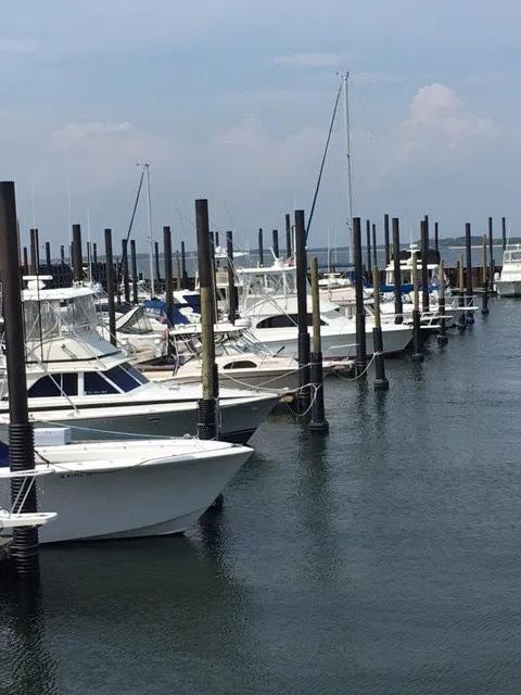 2016 Boats Docked