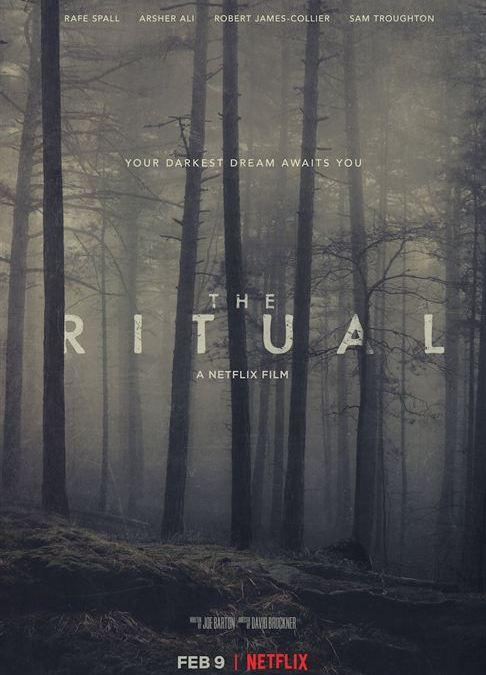 Le Rituel – Le film indicible