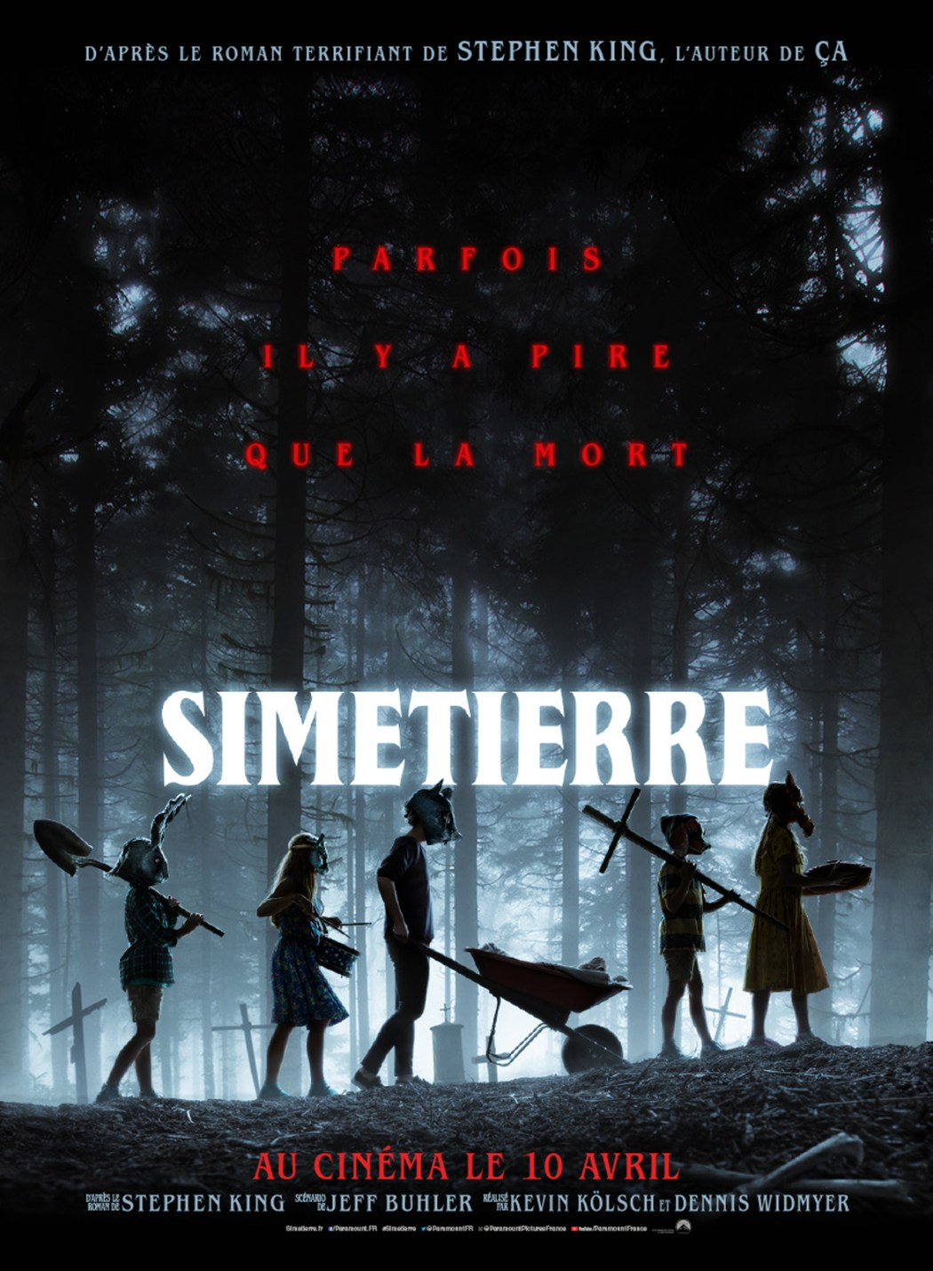 Double feature – Simetierre & Shazam