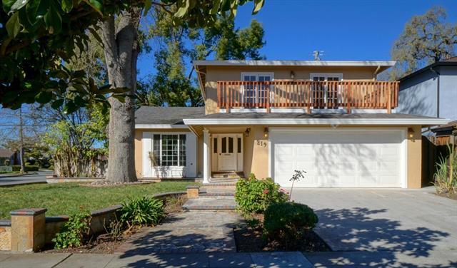 219 Benbow Ave San Jose 95123 COE 4/9/2018 Sales price $1,196,000