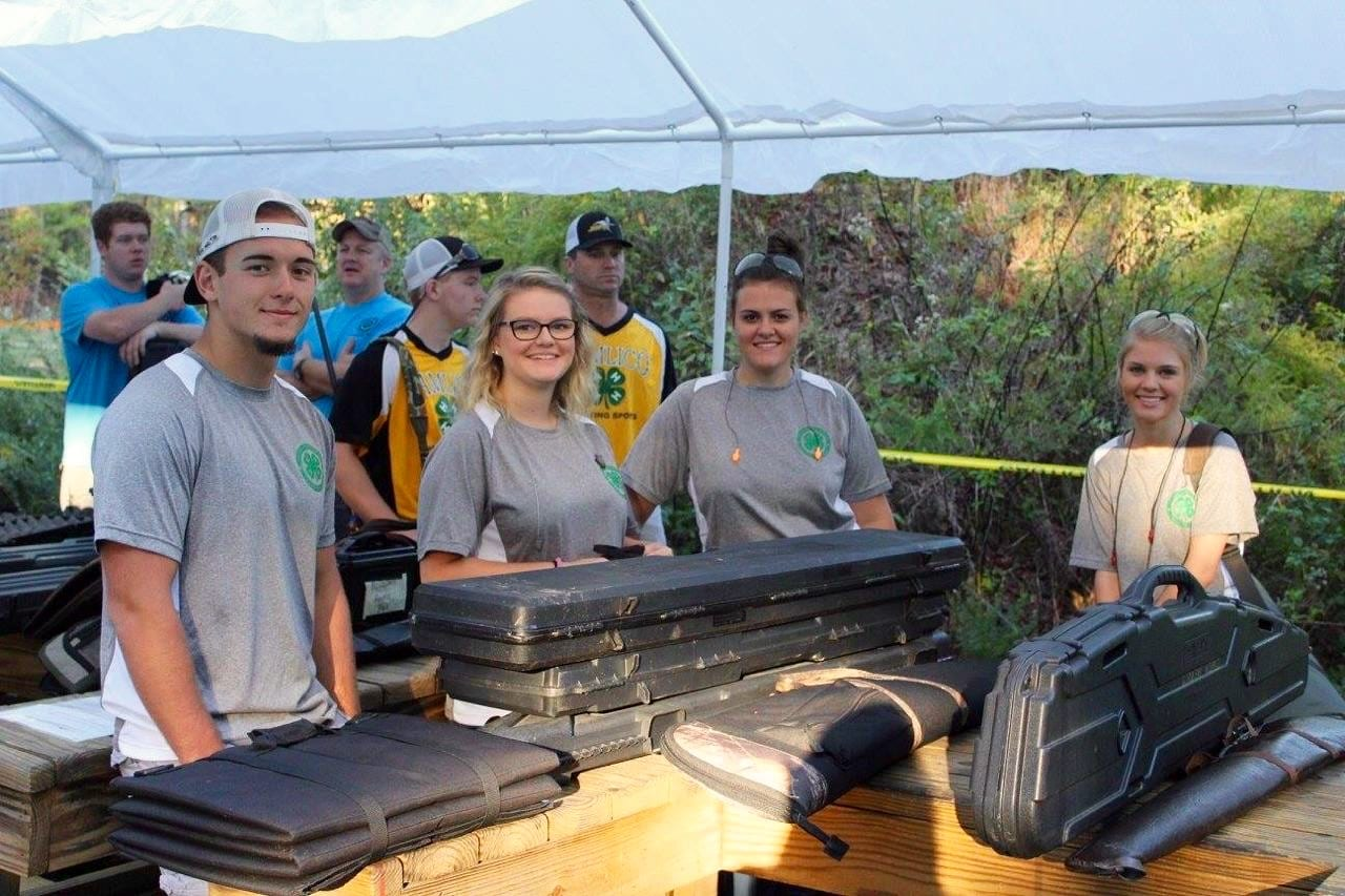 Sandy Mush 4-H Rifle Team