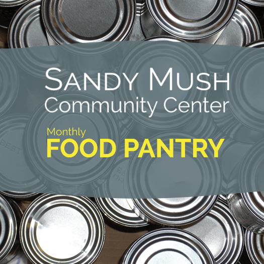 Sandy Mush Food Pantry 1-2:30 Today