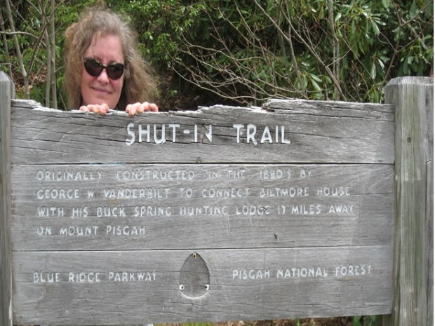 Shut-In Trail