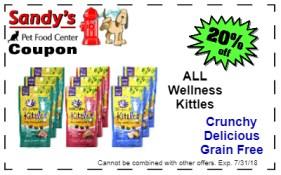 wellness kittles 7-18