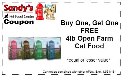 Open Farm Dry Cat 12-18