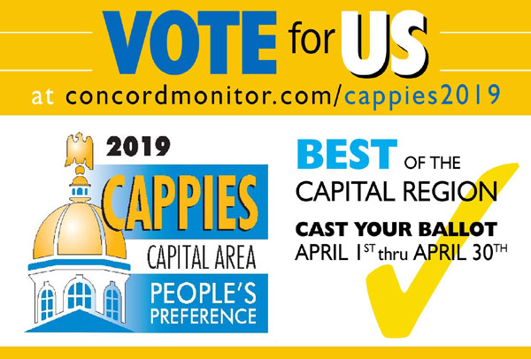 Vote for us in this years Cappies!