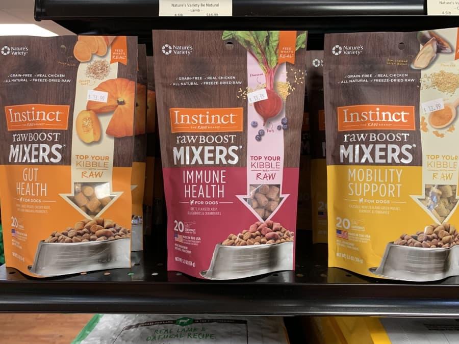 nv new mixers
