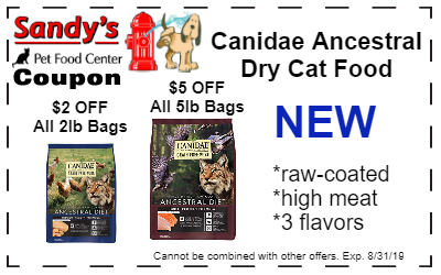 canidae cat 8-19