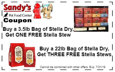 stellas coupon