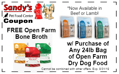 Open Farm dry bone