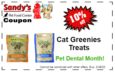 Cat greenies