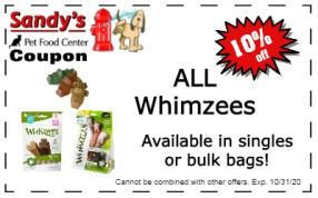 whimzees 10-20