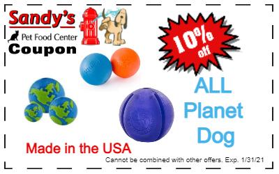 Planet dog Coupon