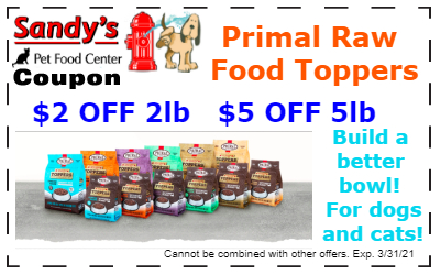 Primarl Toppers coupon