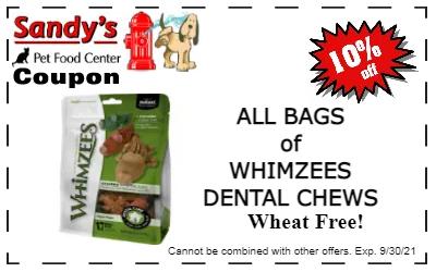 whimzees 9-21
