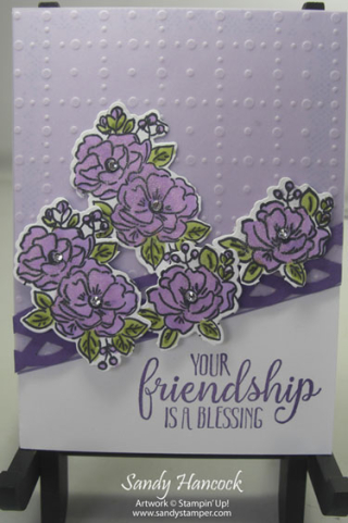 New Color Combos for the Vellum/Happy Birthday to You Flowers