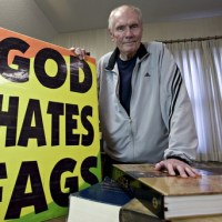 Louis Theroux on the Death of Fred Phelps  (from the Guardian)