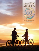 San Marcos 360 | Summer 2009 City News and Recreation Guide