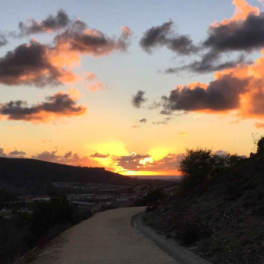 San Elijo Hill's Trail System