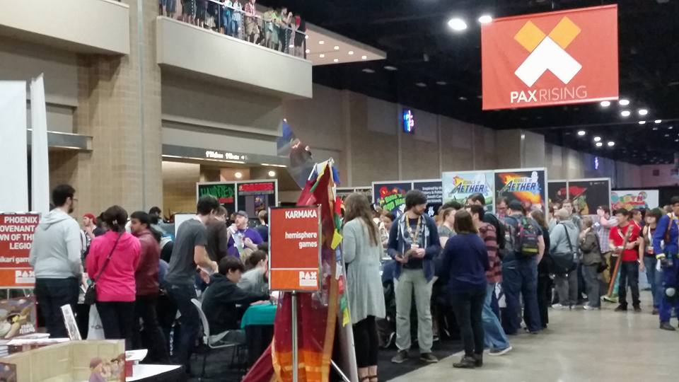 PAX South - Indie Games