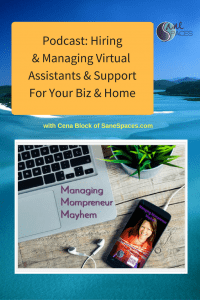 How To Hire & Manage Virtual Assistant Staff for Business & Home/support/sanepaces.com