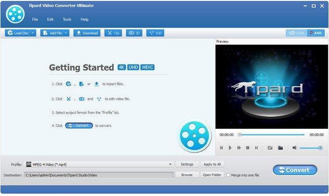 Tipard Video Converter Ultimate 9.0.18 Multilingual + Portable