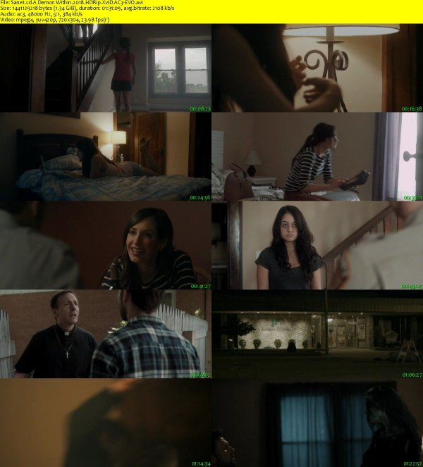 Download A Demon Within 2018 HDRip XviD AC3EVO SoftArchive