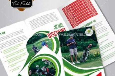 Simple Business Plan Template Golf Brochure Template Full Wallpapers - Golf brochure template
