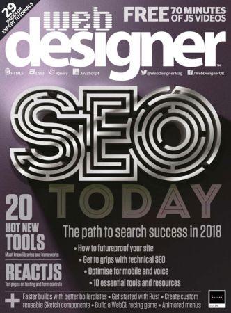 Web Designer UK - Issue 273 2018