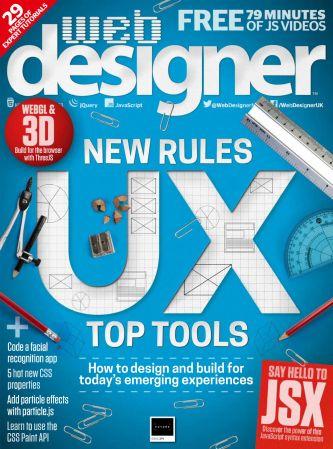 Web Designer UK - August 2018